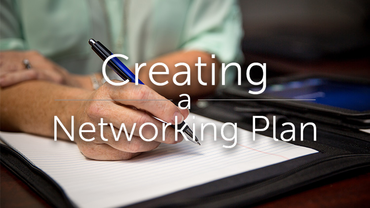 Creating a Networking Plan