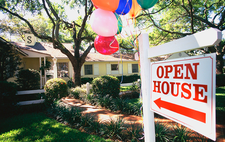 Tips for an Open House